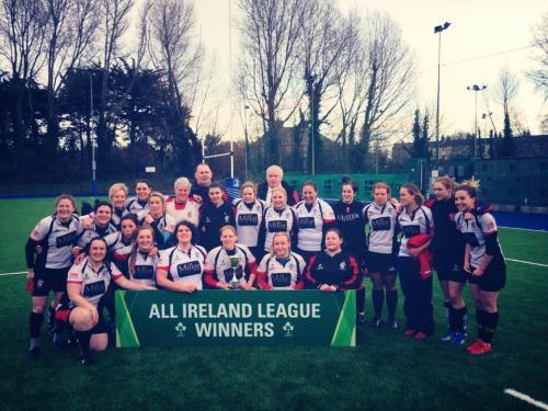 Cooke Women All Ireland winners
